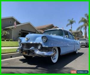 Classic 1954 Cadillac Series 62 for Sale