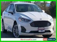 2020 Ford Fusion SE for Sale