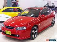 2004 Holden Monaro V2 Series 3 CV8-R Red Automatic 4sp A Coupe for Sale