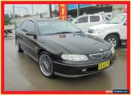 1999 Holden Calais VT II Black Automatic 4sp A Sedan for Sale