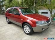 Ford Territory 2004  AWD 7 Seats  for Sale