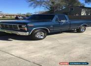 1986 Ford F-150 for Sale