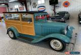 Classic 1931 Ford Woodie for Sale