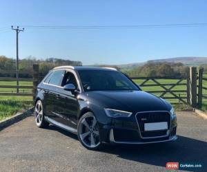 Classic 2015 65 Audi RS3 Quattro 2.5 TFSi Sportback px S3 golf r m140i etc for Sale