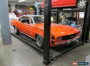 1969 Chevrolet Camaro L89 for Sale