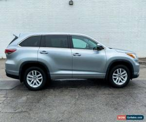 Classic 2016 Toyota Highlander AWD LE 4dr SUV for Sale