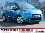 2012 Citroen C3 Picasso 1.6 HDi 8v Exclusive 5dr for Sale