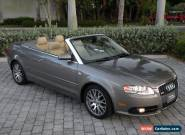 2009 Audi Cabriolet for Sale