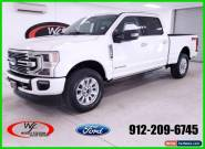 2020 Ford F-250 Limited for Sale