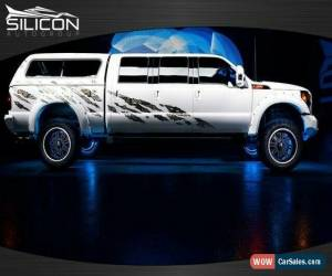 Classic 2016 Ford F-350 Platinum Conversion for Sale