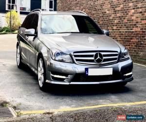 Classic 2011 mercedes c250 cdi estate, 76k miles for Sale
