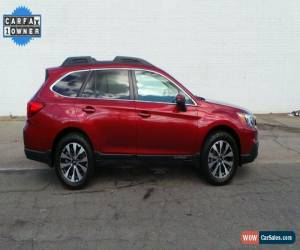 Classic 2017 Subaru Outback All-wheel Drive 2.5i Limited for Sale