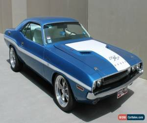 Classic Dodge Challenger 1970 RT for Sale