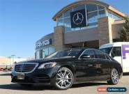2020 Mercedes-Benz S-Class S 560 for Sale