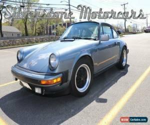 Classic 1983 Porsche 911 for Sale