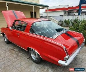 Classic 1964 plymouth barracuda  for Sale