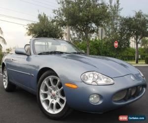 Classic 2002 Jaguar XKR Convertible Convertible for Sale