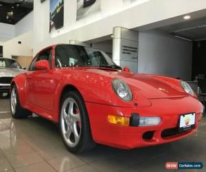 Classic 1996 Porsche 911 Carrera 4S for Sale