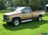 1989 Chevrolet Silverado 3500 for Sale