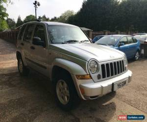 Classic 2007 Jeep Cherokee 2.8 TD Sport 4x4 5dr for Sale