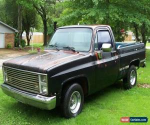 Classic 1987 Chevrolet C-10 for Sale