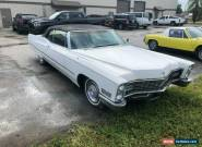 1967 Cadillac DeVille for Sale