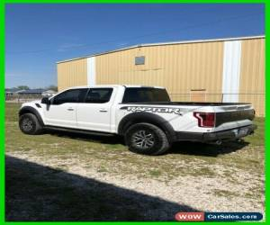 Classic 2017 Ford F-150 4x4 SuperCrew Cab Styleside 5.5 ft. box 145 in. WB Raptor (Limite for Sale