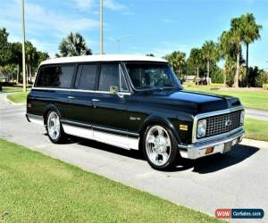 Classic 1971 Chevrolet C10 for Sale