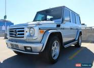 2003 Mercedes-Benz G-Class G55 AMG for Sale