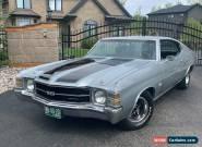 1971 Chevrolet Chevelle NO RESERVE for Sale