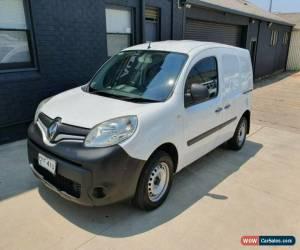 Classic 2013 Renault Kangoo X61 1.6 SWB White Automatic 4sp A Van for Sale