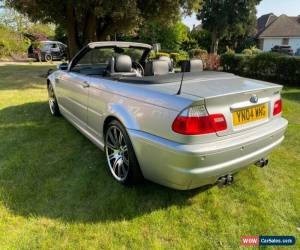 Classic BMW M3 Convertible e46 Manual 2004 for Sale