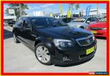 Classic 2008 Holden Caprice WM Black Automatic A Sedan for Sale