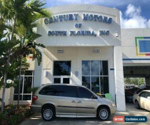 Classic 2002 Dodge Grand Caravan Sport Handicap Wheelchair Ramp Van 1 Owner CarFax for Sale