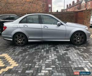 Classic Mercedes C class c220d amg line premium  for Sale