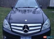 2010 Mercedes-Benz C-Class SPORT for Sale