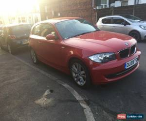 Classic  BMW 1 SERIES 2.0 116I SPORT for Sale