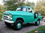 1959 GMC 100 for Sale