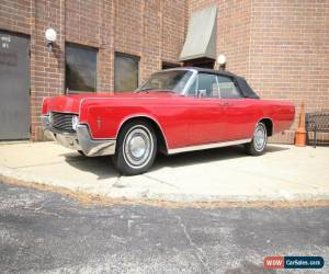 Classic 1966 Lincoln Continental for Sale