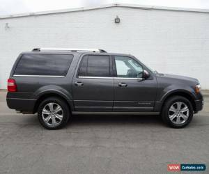 Classic 2015 Ford Expedition 4x4 Platinum for Sale