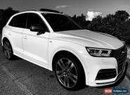 2017 Audi SQ5 3.0 V6 Turbo TFSI MY 2018 for Sale
