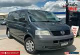 Classic 2009 Volkswagen Transporter Grey Manual M Van for Sale