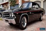 Classic 1969 Chevrolet Chevelle Conv 396/375 Chevelle for Sale