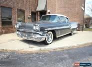 1958 Pontiac Bonneville for Sale