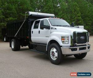 Classic 2019 Ford Other Pickups XL - 16ft Trash Dump for Sale