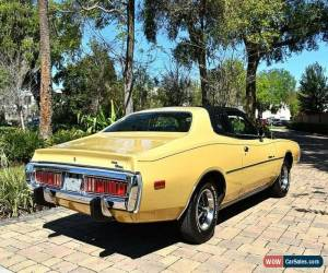 Classic 1974 Dodge Charger for Sale