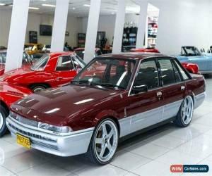 Classic 1986 Holden Commodore VL SL Burgundy Manual 5sp M Sedan for Sale
