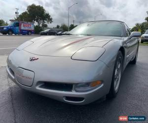 Classic 2000 Chevrolet Corvette Base 2dr Coupe Coupe 2-Door Manual 6-Speed V8 5.7L for Sale