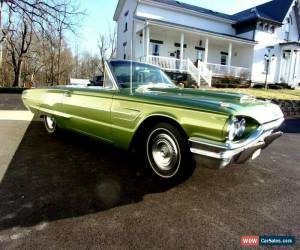 Classic 1965 Ford Thunderbird for Sale