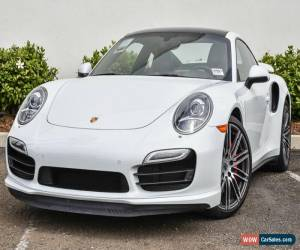 Classic 2016 Porsche 911 Turbo for Sale